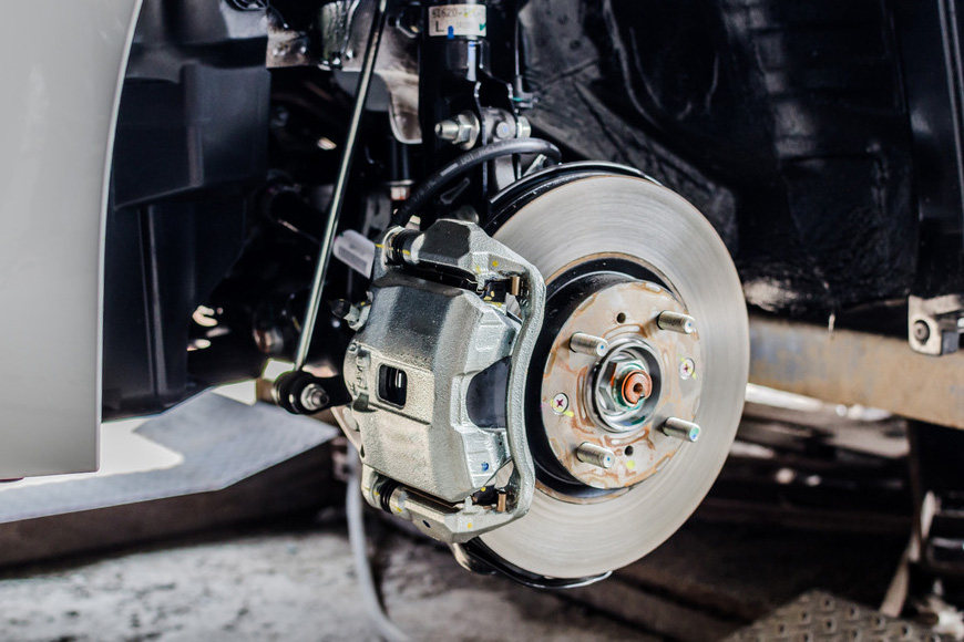Brakes Juddering or Squeaking